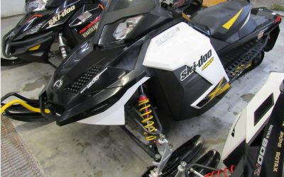 2011 Ski-Doo MXZX 1200 – X package