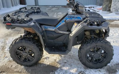 2017 Polaris Sportsman 850SP