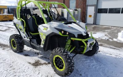 2015 CAN AM MAVERICK 1000R TURBO X DS