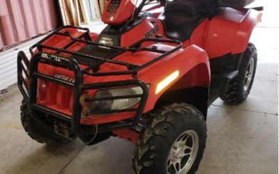 2008 Arctic Cat TRV400