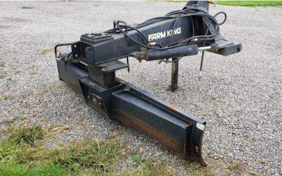 Farm King Allied 8ft blade