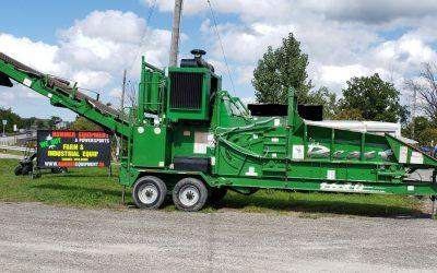 2010 Bandit 1680 Beast Recycler/Chipper