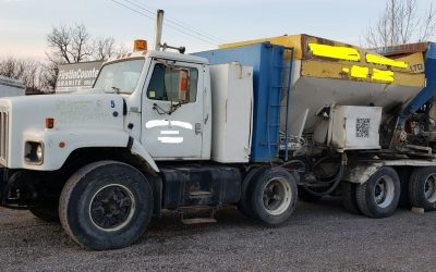 1989 INTERNATIONAL S-SERIES F2674 Cement Truck