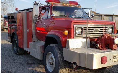 1986 Chevrolet C6500 – All Wheel Drive!!!
