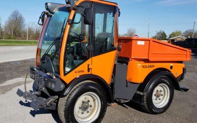 2015 Holder C992 Tractor