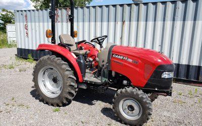 2014 Case IH Farmall 30C Tractor