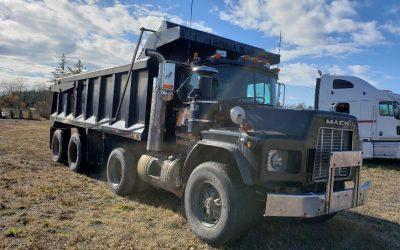 1998 Mack RB600 Dump Truck