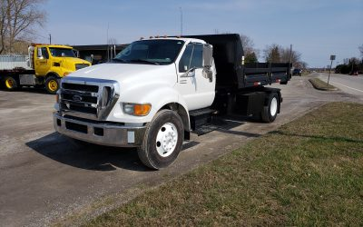 2006 Ford F750 Super Duty