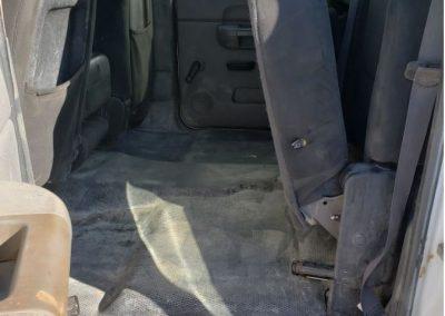 interior rear